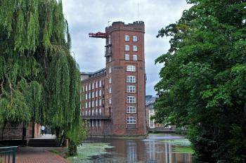 Leetham's Mill - Historic Grade II Listed building
