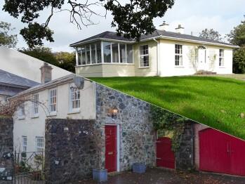 Carncairn  - Carncairn Grange and West Wing