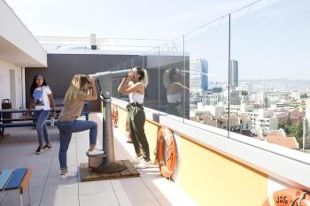 Espace extérieur - Le Rooftop