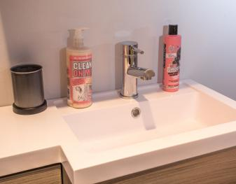 Twm - complimentary Soap & Glory Products