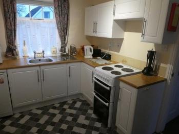 Pheasant Cottage Kitchen