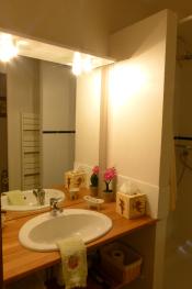Salle de douche Chambre Milouin