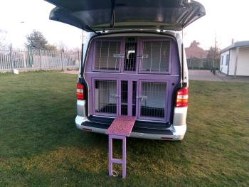 Four  Single Dog Bedrooms