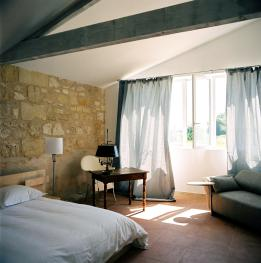 Double-N°5-de Luxe-Salle de bain-Vue sur le vignoble