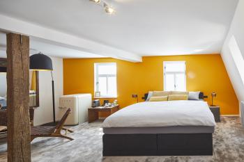 Suite-Premium-Eigenes Badezimmer-Stadtblick - Suite-Premium-Eigenes Badezimmer-Stadtblick