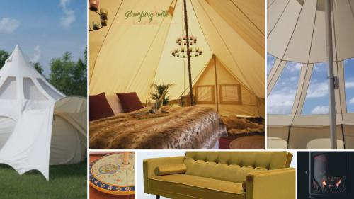 Valentina-Premium-Tent-Private Bathroom-Garden View - Base Rate V