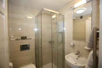 Room 2 en suite - walk in shower