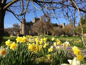 Spring at Augill Castle