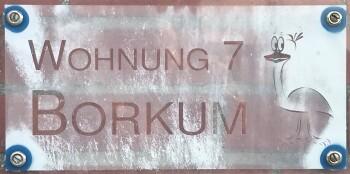 Ferienwohnung-Eigenes Badezimmer-7 Borkum - Standardpreis
