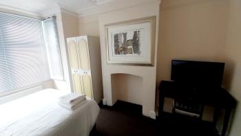 Priestfield House - Guest Bedroom