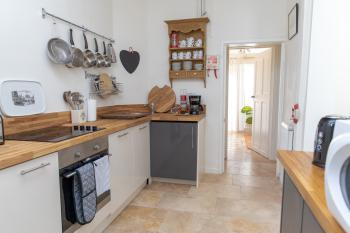Fully equipped modern kitchen with everything you need