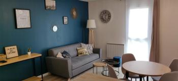 Charming apartment next to Disney -