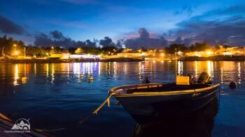 Port du Moule vue nocturne