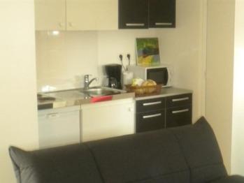 coin cuisine appartement côté TGV