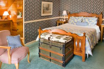 Mountain Lodge Room -Ensuite-Double room