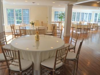 Dinningroom-Woodland view-Rental-Ensuite