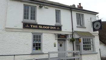 The Sloop Inn - Front View