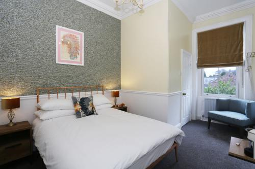 Double room-Superior-Ensuite with Shower-Courtyard view-1st Floor - Bed and Breakfast