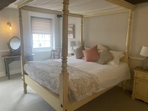 Double room-Deluxe-Ensuite-Four Poster - Room 4