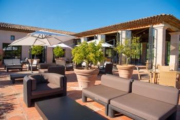 Terrasses du Club House