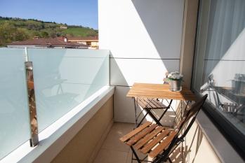 Hotel Miera terraza habitación