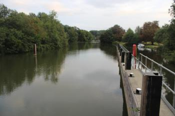 Thames Path - Iffley Lock