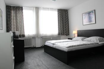 Apartment-Superior-Ensuite Bad-2 Schlafzimmer - Booking.com Messe