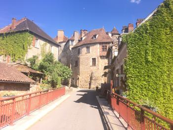 Beau village de Carennac