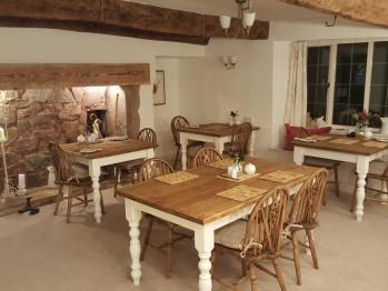 16th Century dinning room