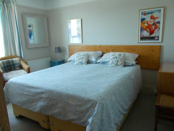 Double room-Ensuite-SuperKing - Trenarren - Base Rate