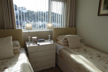 Twin room-Ensuite-Garden View - Base Rate