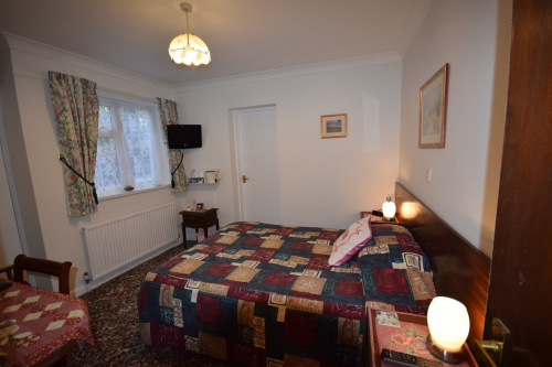 Double room-Luxury-Ensuite with Shower-Room 7