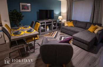 Holiday Rentals NI-The Avenue One  -