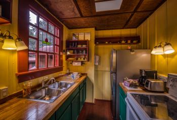 Kitchen, view 01