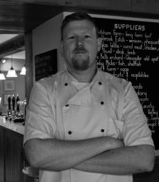 Head Chef Joseph Colman