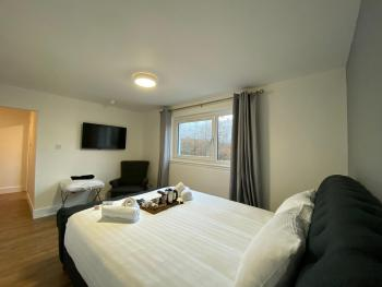 Double room-Economy-Ensuite-Small Double