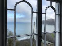 View of Lynmouth Bay