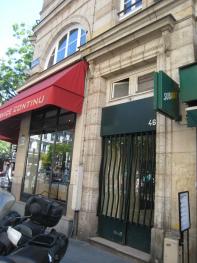 Studio-Confort-Douche-Vue sur Rue-Étage N°2 - Tarif de base