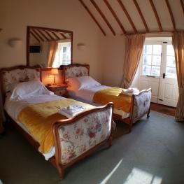 Graden Room Twin en-suite