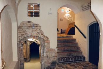 Unser historisches Erdgeschoss