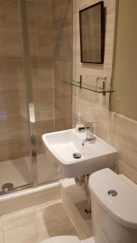 Double room-Deluxe-Ensuite with Shower-Garden View