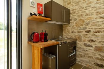 Kitchen facilities in Ash Barn