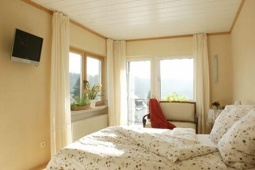 Doppelzimmer-Superior-Eigenes Badezimmer-Balkon