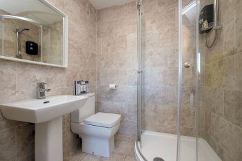Fresh Contemporary Shower Room