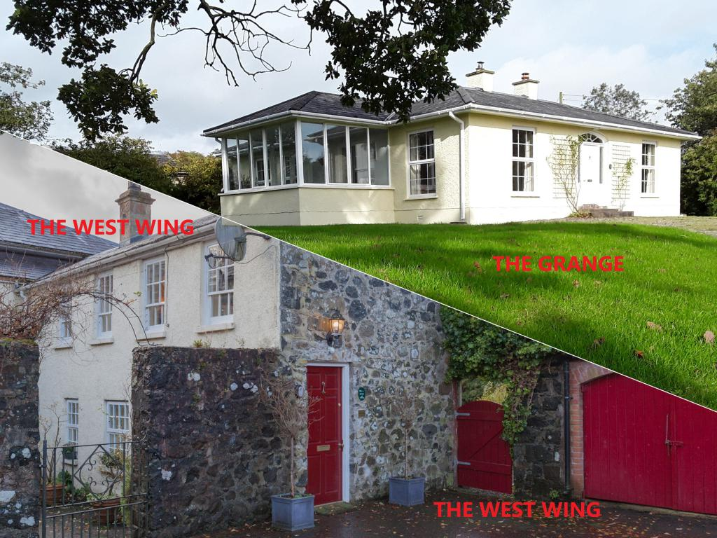 The West Wing and Carncairn Grange