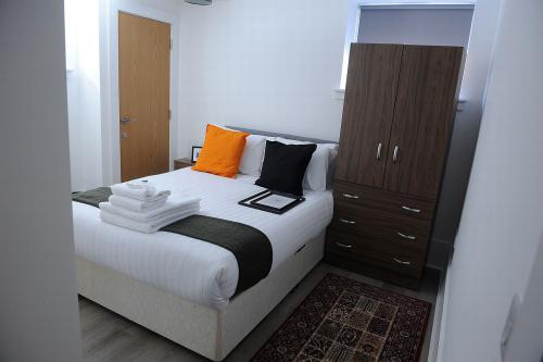 Apartment-Deluxe-Ensuite-River view - Base Rate