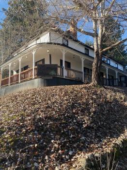 Huckleberry House - The Huckleberry House