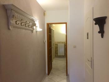 Corridor to Guest toilet and bedrooms