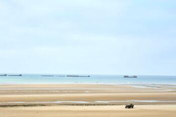 """Le port Mulberry """"Port Winston"""""""