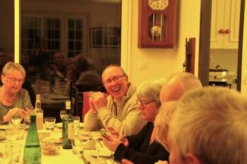 Table d'hôte. Un moment de partage
